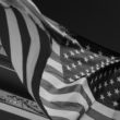 American Flag Black and White | www.robertfeist@me.com