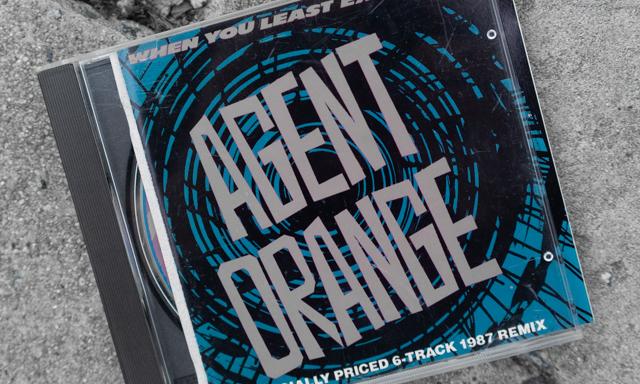 Agent Orange CD